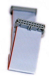 folded flat ribbon cable custom manufacturing